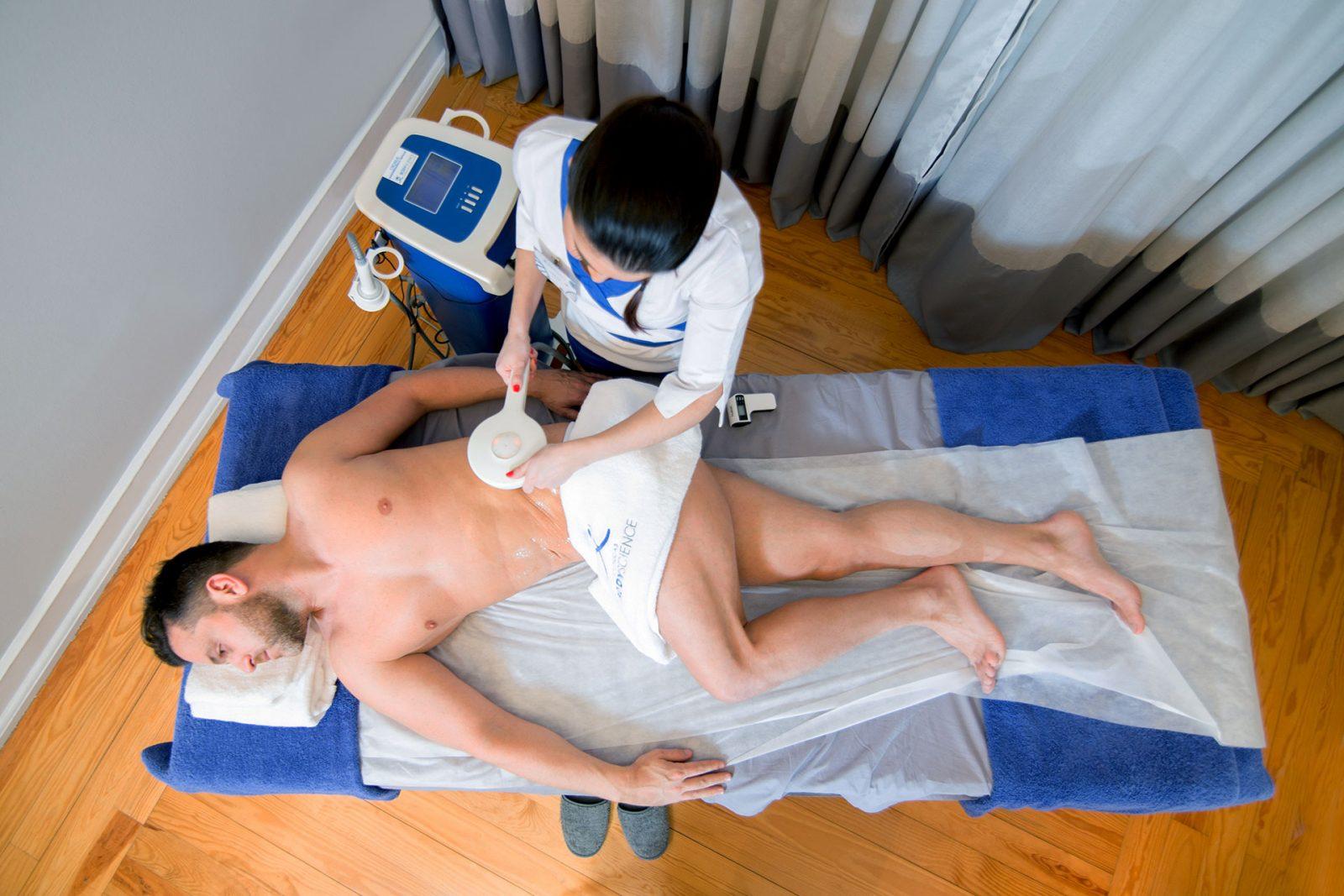 bodycience, tratamentos, Radiofrequência Tripolar Cronus Corpo