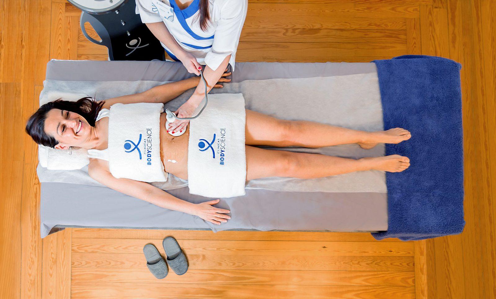 bodycience, tratamentos