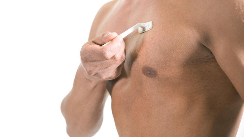 bodycience, corpo, homem, Depilação Definitiva