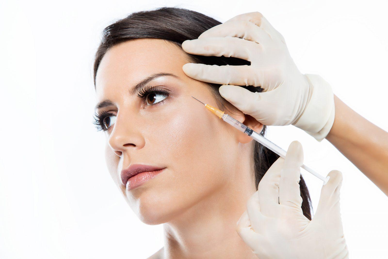 clinica, bodycience, Aplicação Toxina Botulínica