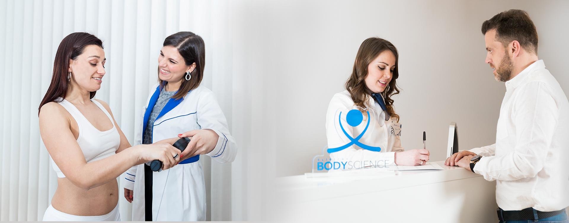BodyScience, tratamentos, Equipa