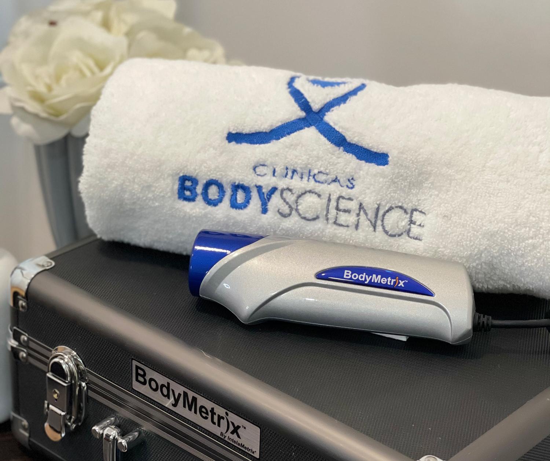 BodyScience, tratamentos, Exame Bodymetrix