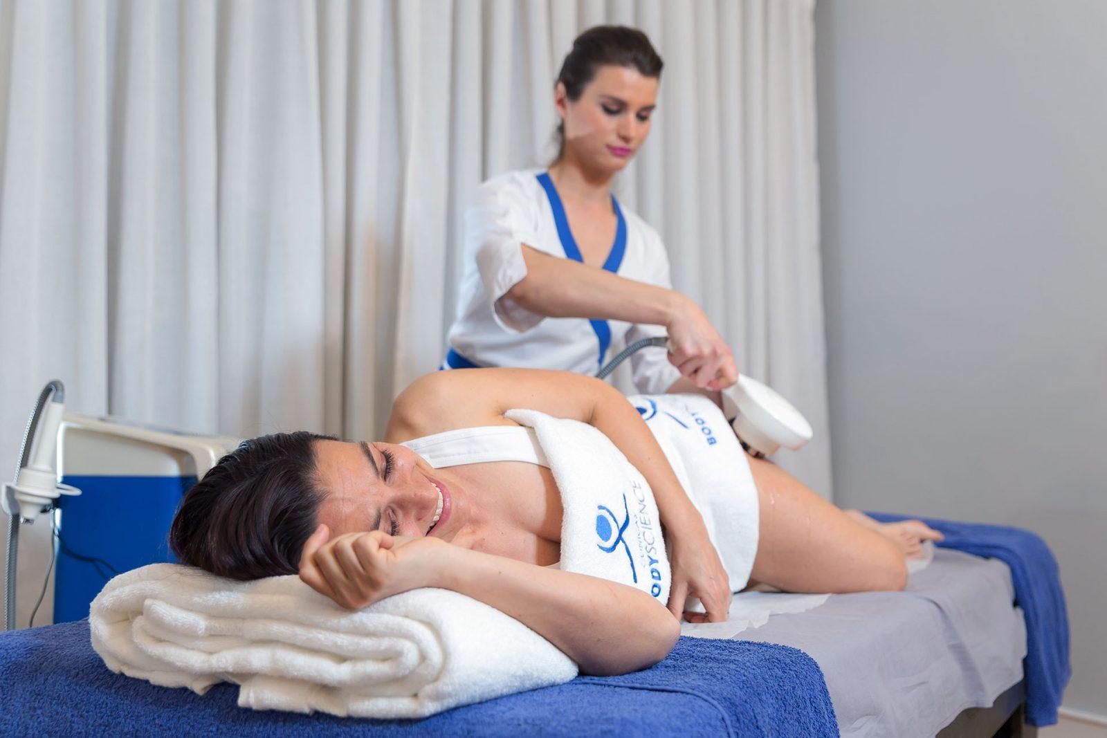 BodyScience, tratamentos, PowerShape