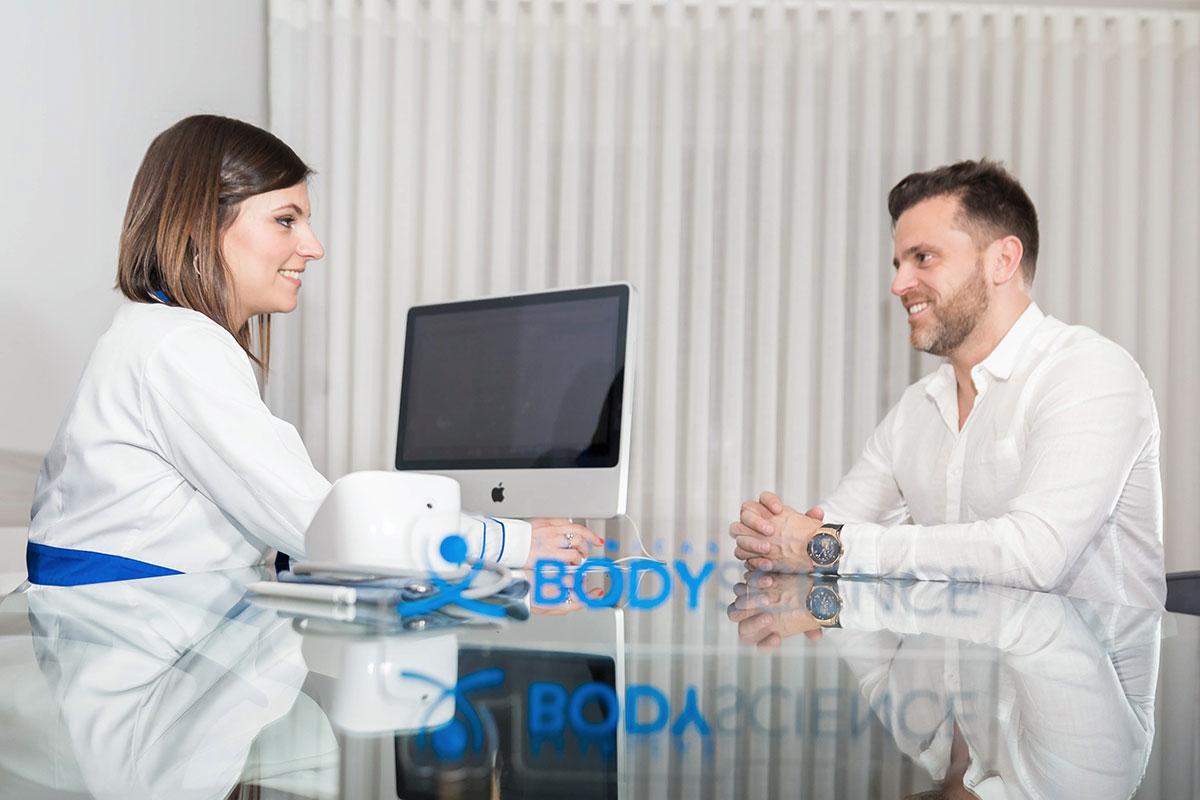 BodyScience, tratamentos, Coaching Nutricional