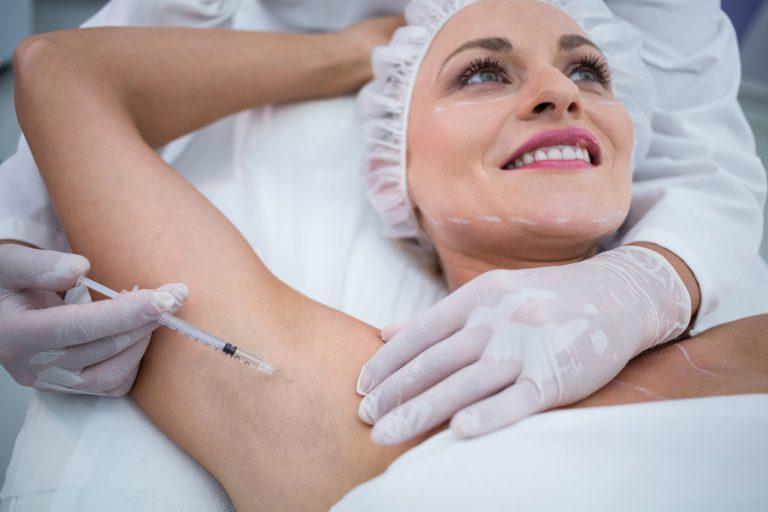 BodyScience, método BodyScience, Hiperidrose - Transpiração excessiva