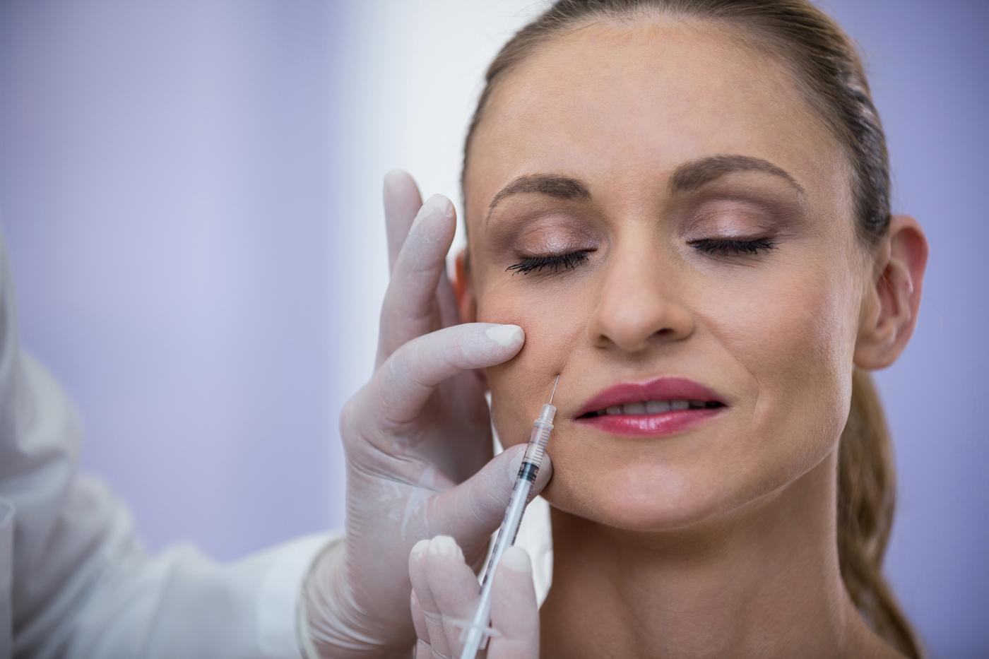 BodyScience, tratamentos, Preenchimento com Ácido Hialurónico